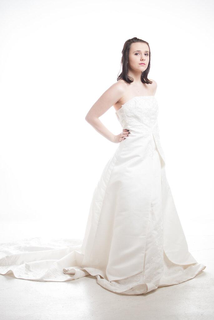High Key Bride